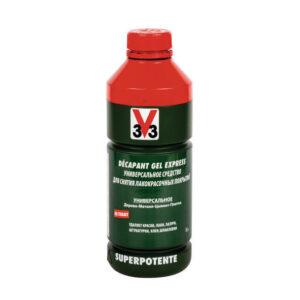 Средство для снятия лакокрасочных покрытий V33 DECAPANT