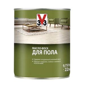 МАСЛО-ВОСК ДЛЯ ПОЛА V33